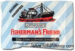 Fisherman's Friend Original Sugar Free - 25gr.