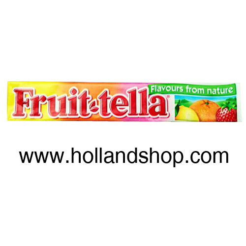 Fruitella Summer Fruit Roll - 41gr.
