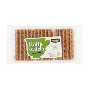 Jumbo Coffee Wafers - 175gr.