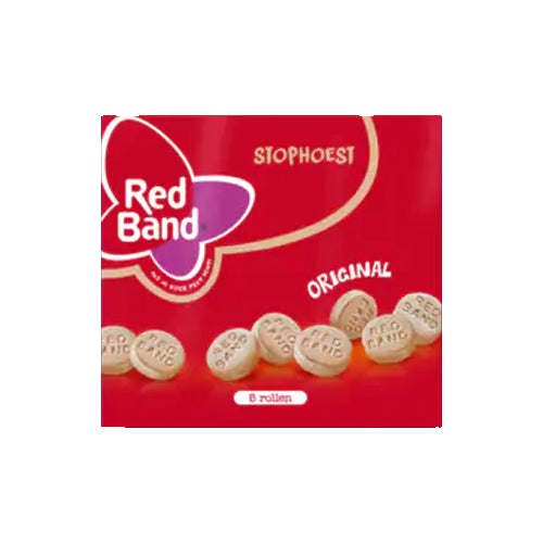 Red Band Stophoest (3 Pack) - 120gr.