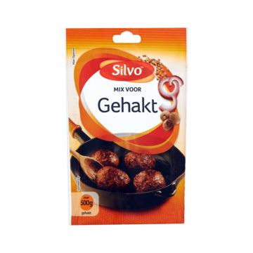 Silvo Gehakt (Ground Beef) Spice Mix - 40gr.