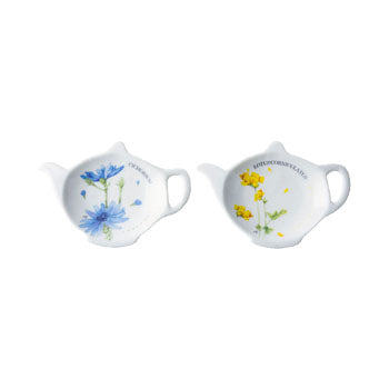 "Marjolein Bastin - Tea Bag Holder in Giftbox (Set of 2) ""Wildflowers"""
