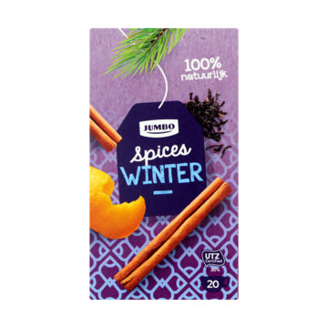 Jumbo Winter Tea - (20x2gr.)