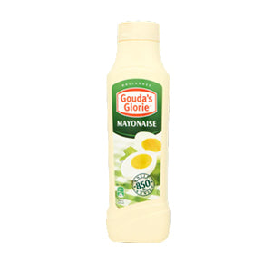 Gouda's Glorie Mayonnaise - 850ml.