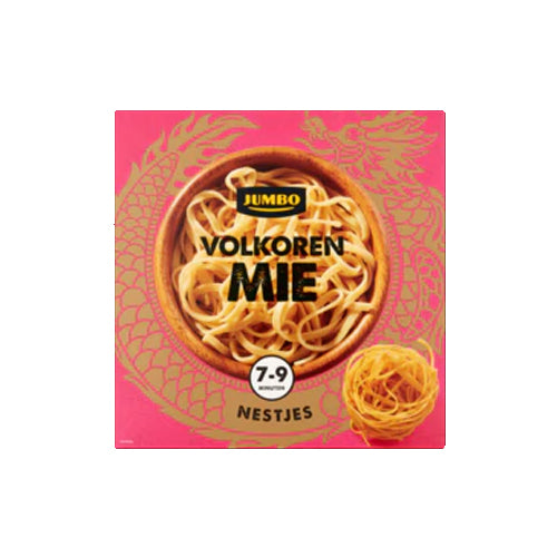 Jumbo Whole Grain Mie Noodles - 450g.