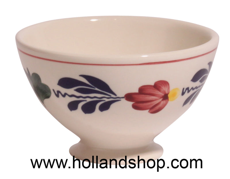 Boerenbont Bowl - with Foot (11cm)