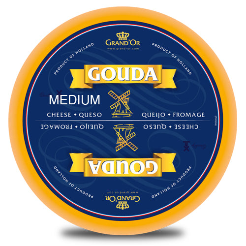 Grand'Or Medium Gouda Piece