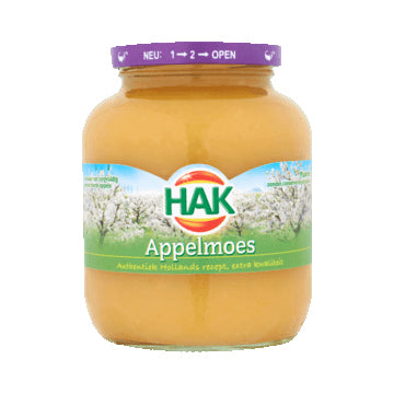 Hak Apple Sauce - Extra Quality - 720gr