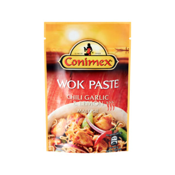 Conimex Wok Paste (Chili & Garlic) - 130gr.