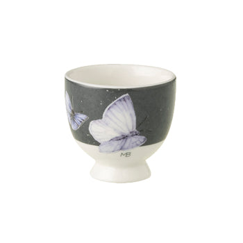 "Marjolein Bastin - Egg Cup Butterfly (Grey Border) ""Sketch of Nature"""