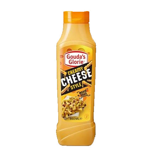 Gouda's Glorie Creamy Cheese Sauce - 850ml.