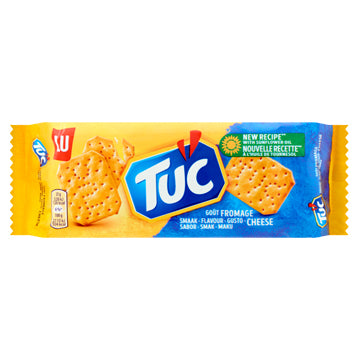 Tuc Cheese Flavoured Crackers - 100gr.