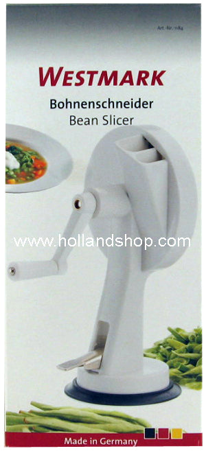 Bean Slicer - Metal
