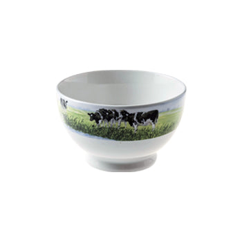 "Wiebe Van der Zee - Bowl (13cm) ""New Neighbours"""