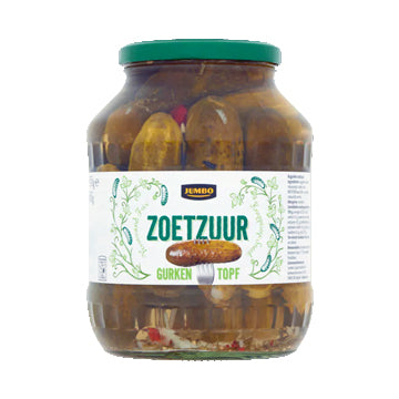 Jumbo Pickles (Sweet 'n' Sour) - 2320gr.