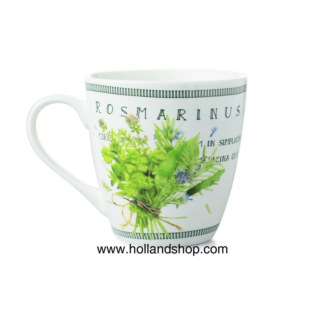 "Mug - Marjolein Bastin ""Nature"" - Rosemary in Gift Box"