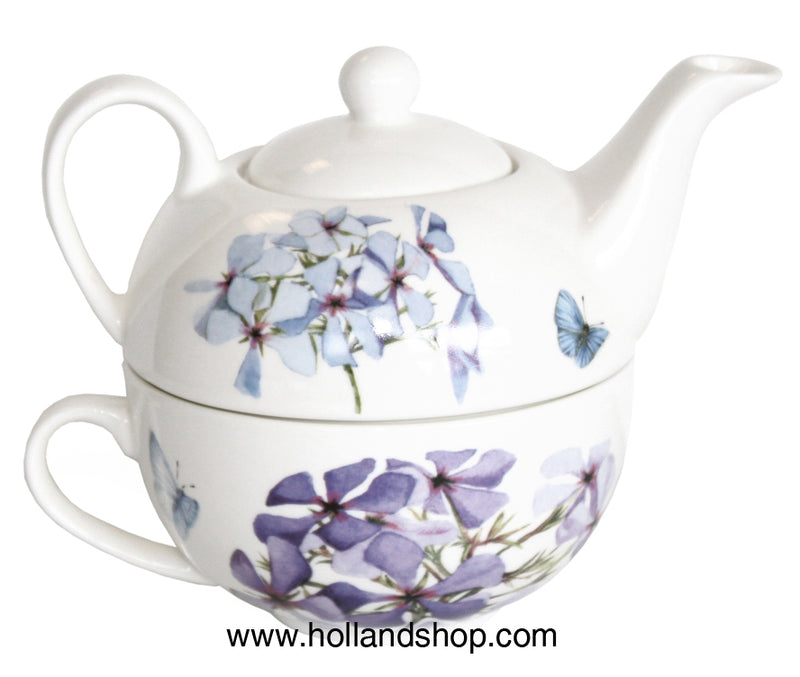Marjolein Bastin - Tea for One Flox (Cup & Mini Teapot)