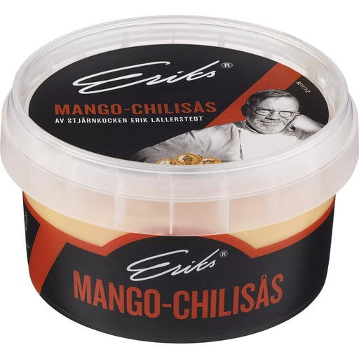 Eriks Mango-Chilisås - Mango and Chili Sauce 230 ml