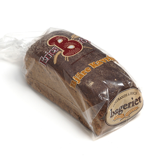 Bjäre Kavring - Swedish Rye Bread Lactose-free 550g