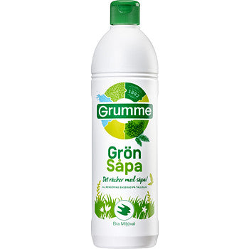 Grumme Grönsåpa - Green All-purpose Cleaning Soap