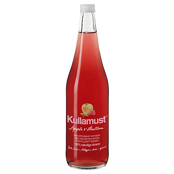Kullamust Äpple/Hallon - Apple/Raspberry 63 cl