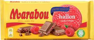 Marabou Hallon - Milk Chocolate with Raspberry 185g