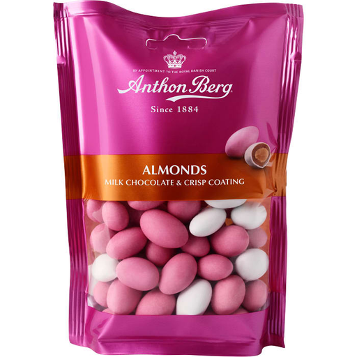 Anton Berg Chocolate Almonds 120 g