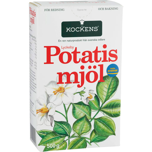 Kockens Potatismjöl - Potato Starch 500g
