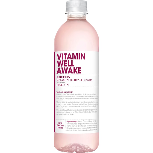 Vitamin Well Awake 50cl