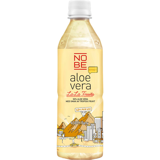Nobe Aloevera La La Fruits 50cl
