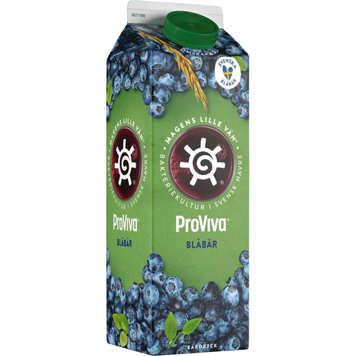 ProViva Blåbär - Blueberry Soup 1L