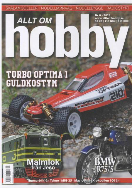 Allt om Hobby - Swedish Magazine