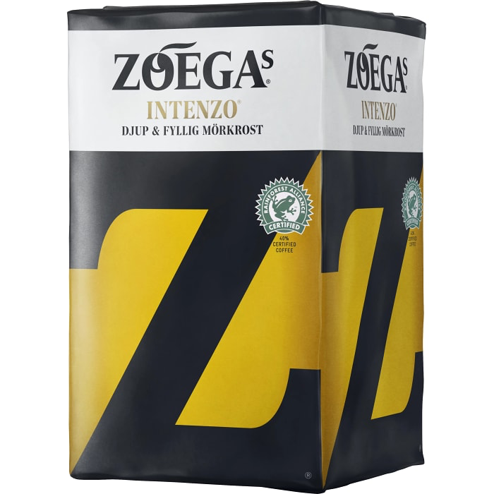 Zoegas Intermezzo - Darkroasted Ground Coffee 450 g