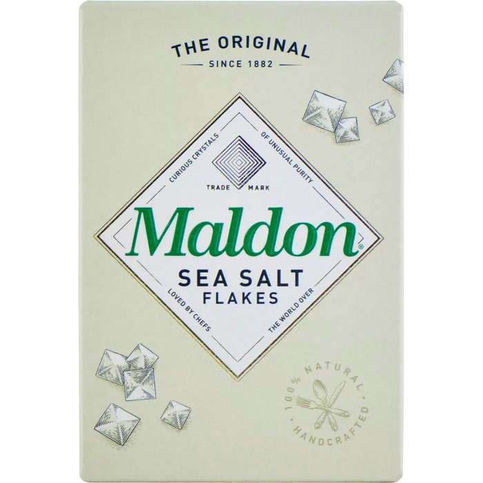 Maldon Havssalt - Sea salt flakes 250g