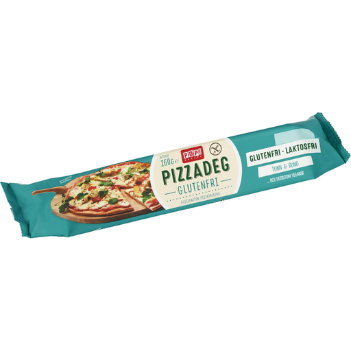 POP Bakery Glutenfri Pizza deg - Pizza dough -gluten-free and lactose free - 260g