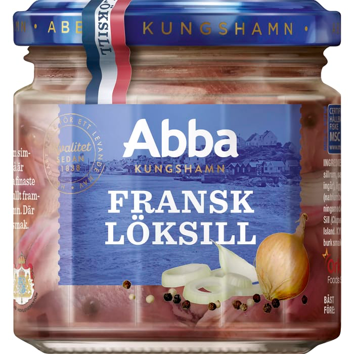 Abba Fransk Löksill - French Onion Herring 240 g