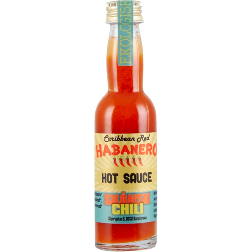 Skånsk Chilli Hot Sauce Habanero - 40ml