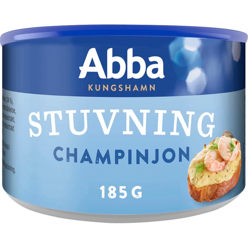 Abba Stuvning Champinjoner - Stew of Mushrooms 185g