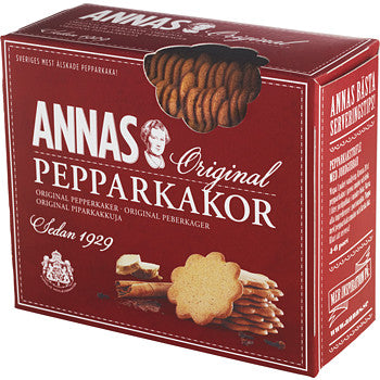 Annas Pepparkakor Original - Ginger Thins 300 g