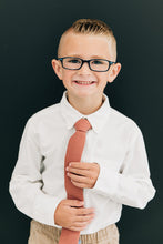 Load image into Gallery viewer, Copper Boy's Tie
