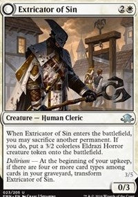 Extricator of Sin [Eldritch Moon] | Matrix Collectibles