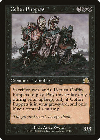 Coffin Puppets [Prophecy] | Matrix Collectibles
