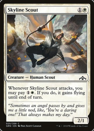 Skyline Scout [Guilds of Ravnica] | Matrix Collectibles