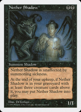 Nether Shadow [Fifth Edition] | Matrix Collectibles