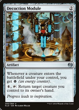 Decoction Module [Kaladesh] | Matrix Collectibles