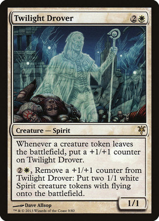 Twilight Drover [Duel Decks: Sorin vs. Tibalt] | Matrix Collectibles