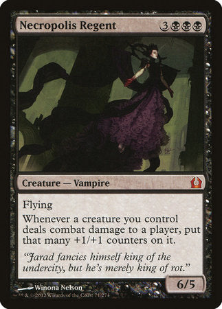 Necropolis Regent [Return to Ravnica] | Matrix Collectibles