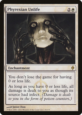 Phyrexian Unlife [New Phyrexia] | Matrix Collectibles