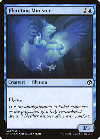 Phantom Monster [Iconic Masters] | Matrix Collectibles