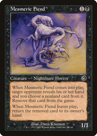 Mesmeric Fiend [Torment] | Matrix Collectibles